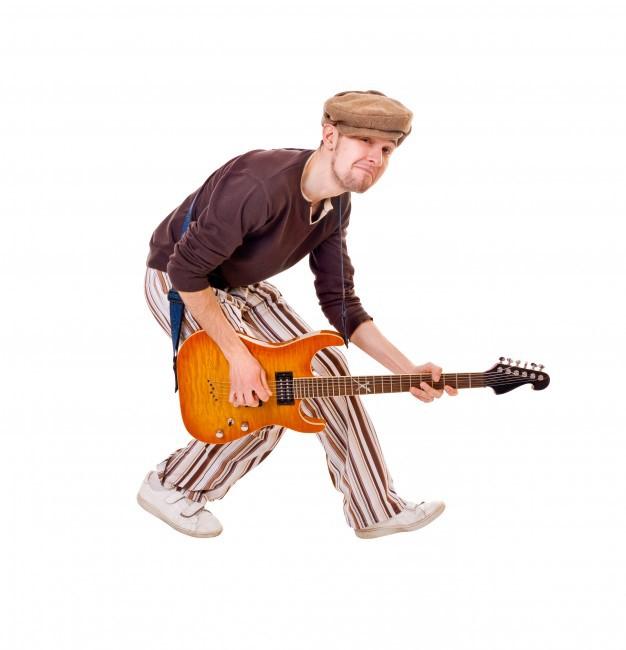 Como Aprender a Tocar Guitarra